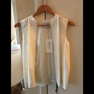SALE NWT CF Goldman for Barneys NYC Vest